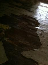 podlaha musí isť dolu