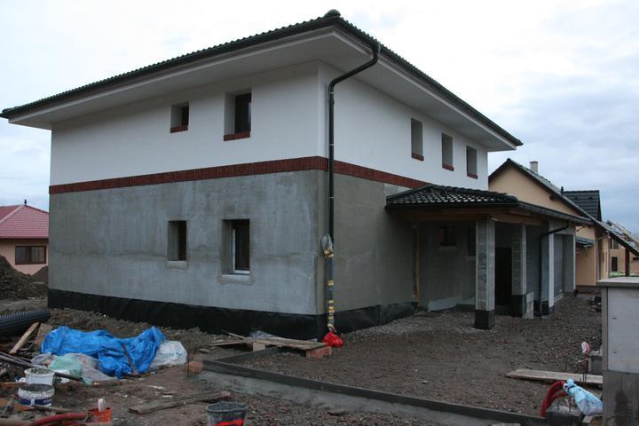 Stavba domu - 4.12.2011