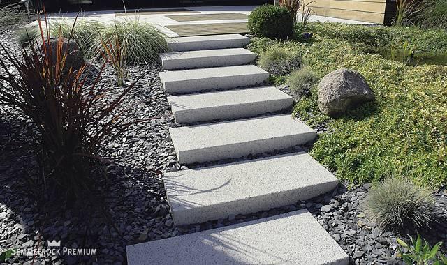 Zahrada - super schody