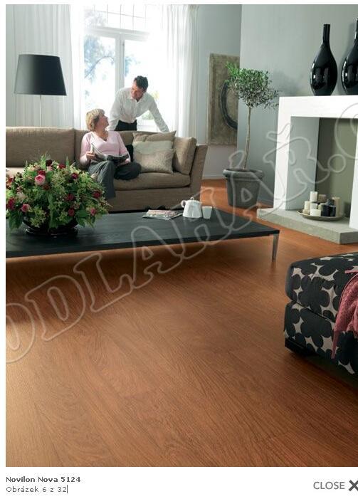 Obývací pokoj a kuchyn ispirace - do obýváku asi novilon 5124