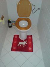 náš vánoční záchod