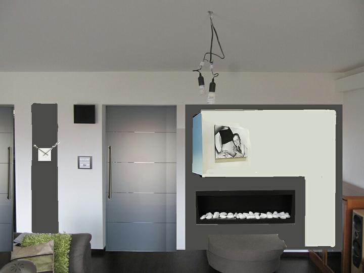 Obývací pokoj, jídelna a kuchyň realita - Obrázek č. 55