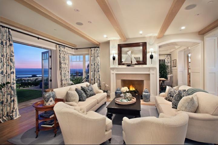 Obývací pokoj a kuchyn ispirace - toto bych chtela :( asi uz je pozde :(