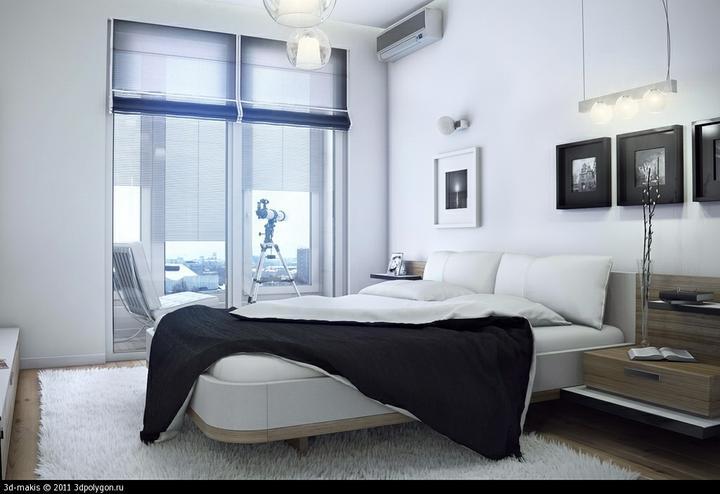 Ložnice - mam dilema,.. budto tato moderni postel, nebo ta americka usata ... co s tím, kterýá se vám víc líbí?