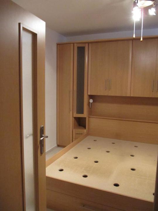 Byt - naše první společné bydlení - ložnice