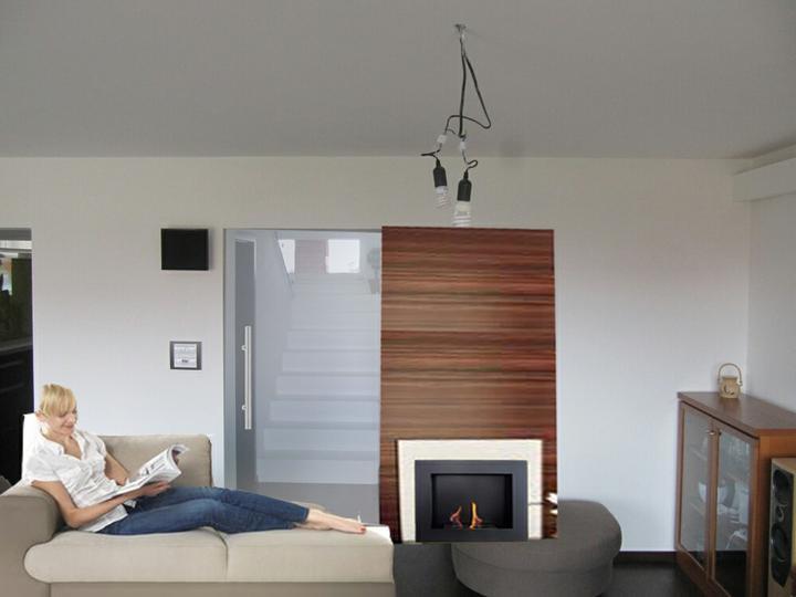 Obývací pokoj, jídelna a kuchyň realita - Obrázek č. 32