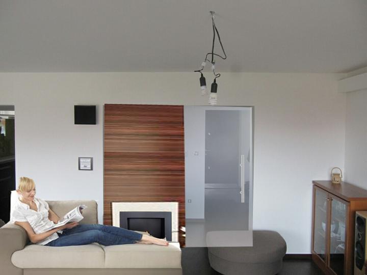 Obývací pokoj, jídelna a kuchyň realita - Obrázek č. 40