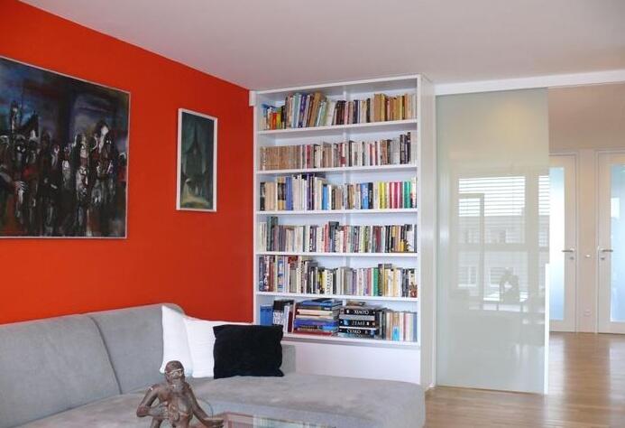 Obývací pokoj, jídelna a kuchyň realita - tak tyto dveře chci! víte o někom kdo je umí udělat?