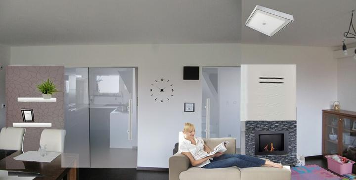 Obývací pokoj, jídelna a kuchyň realita - Obrázek č. 25