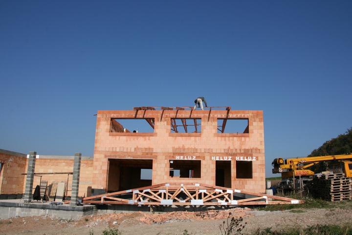 Stavba domu - Obrázek č. 84