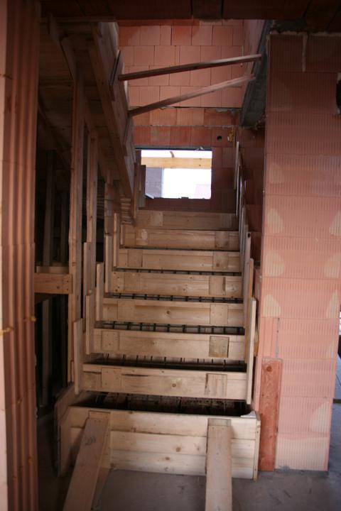 Stavba domu - 2.11.2010