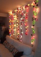 dekoracni svetlo do planovaneho domecku v pokojicku