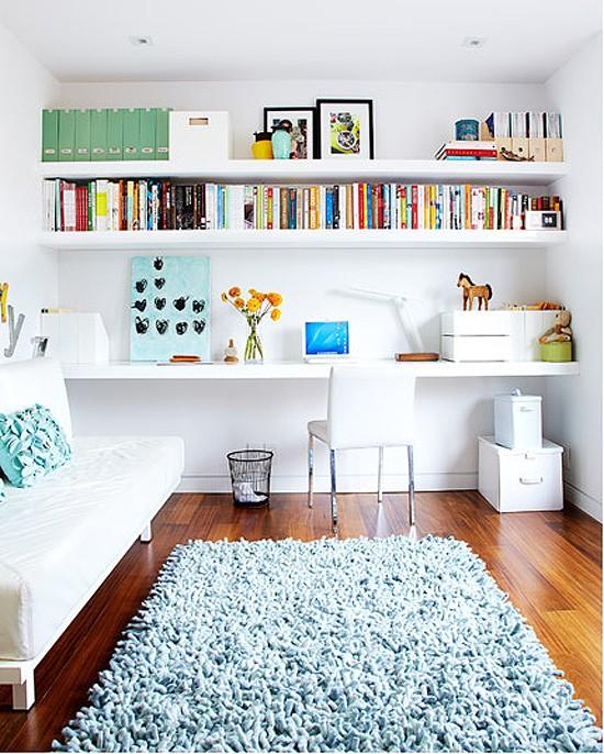 Pracovna, vestavěné skříně - Obrázek č. 32