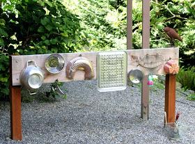 Pro děti na zahradu - venkovní muzicírování