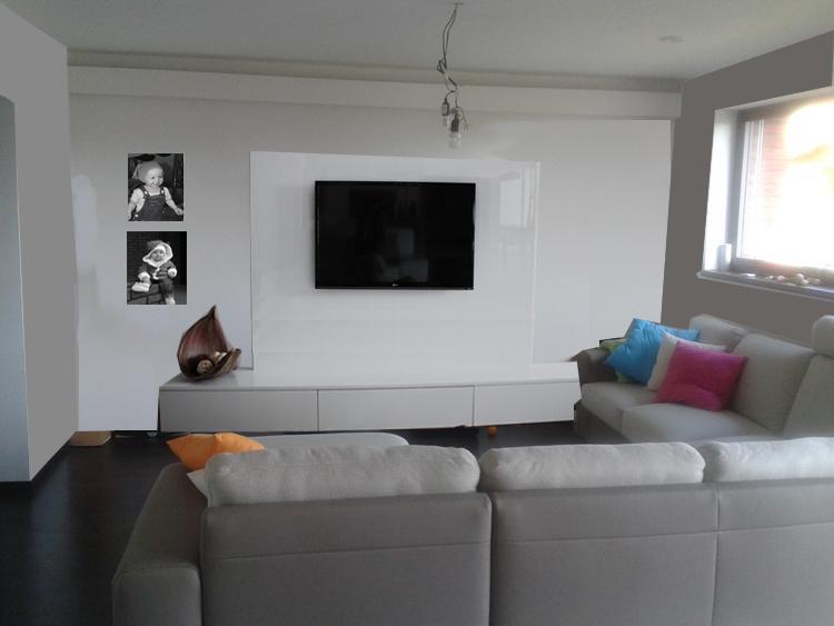 Obývací pokoj, jídelna a kuchyň realita - Obrázek č. 21