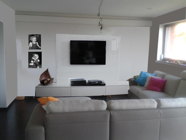 Obývací pokoj, jídelna a kuchyň realita - Obrázek č. 22