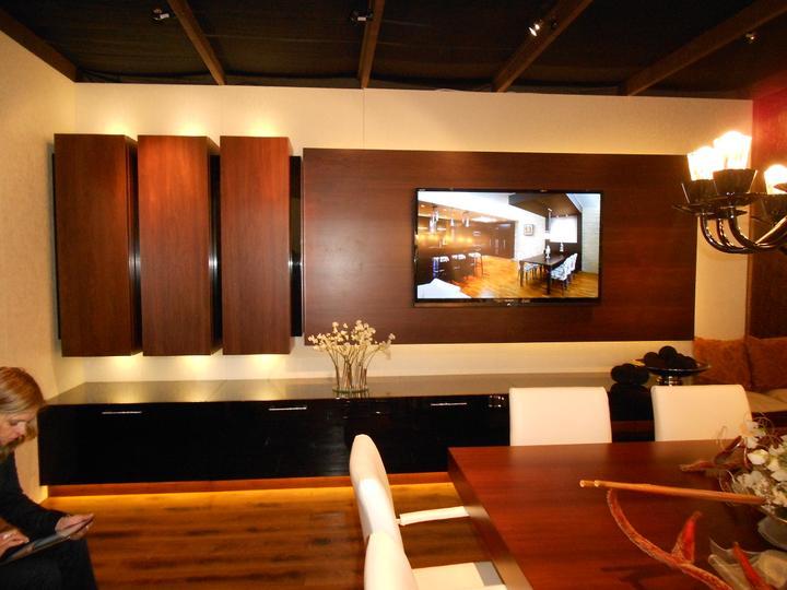 Obývací pokoj a kuchyn ispirace - Obrázek č. 15