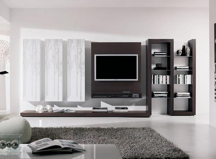 Obývací pokoj a kuchyn ispirace - Obrázek č. 23