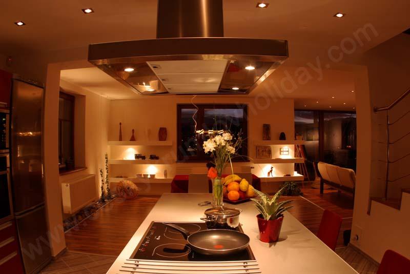 Obývací pokoj a kuchyn ispirace - Obrázek č. 81