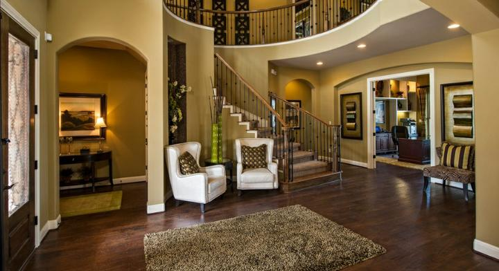 Obývací pokoj a kuchyn ispirace - Obrázek č. 43