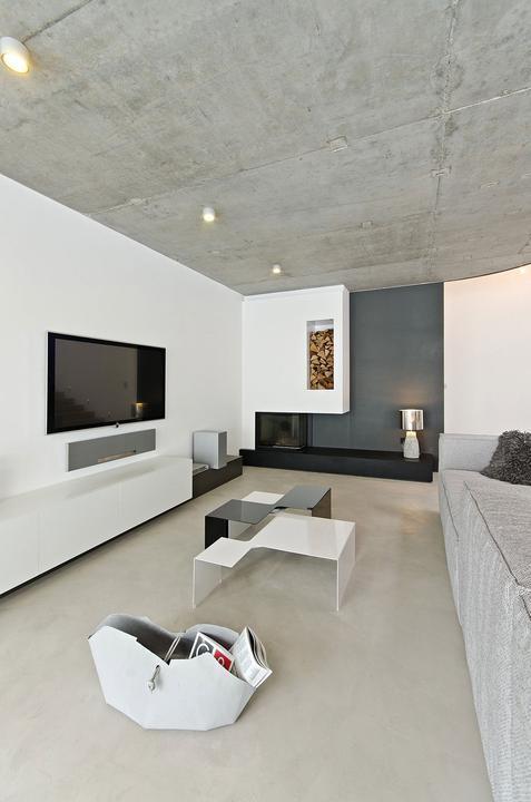 Obývací pokoj a kuchyn ispirace - Obrázek č. 7