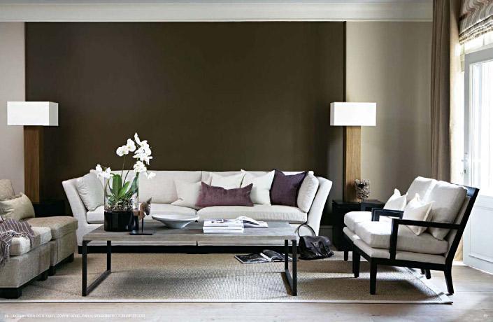 Obývací pokoj a kuchyn ispirace - Obrázek č. 54