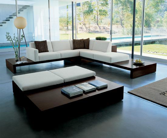 Obývací pokoj a kuchyn ispirace - Obrázek č. 42