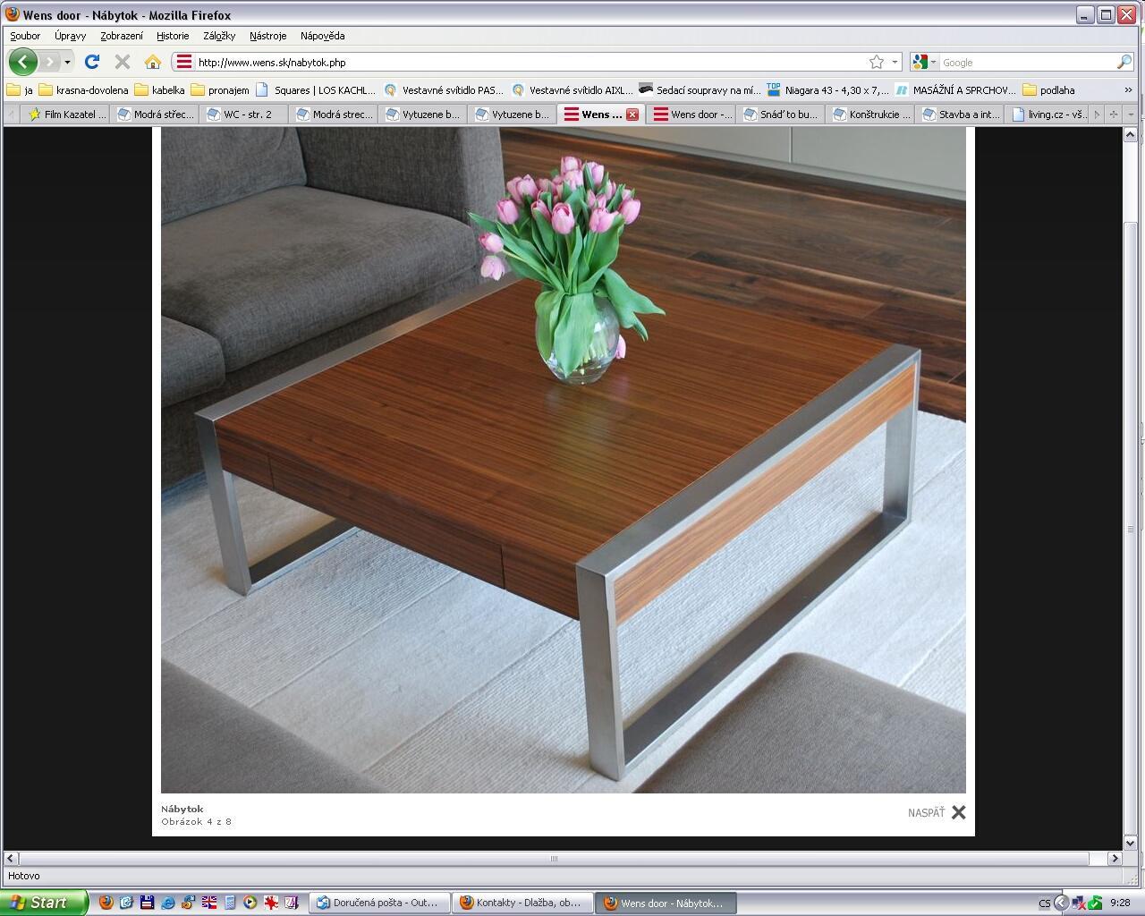 Obývací pokoj a kuchyn ispirace - Obrázek č. 35