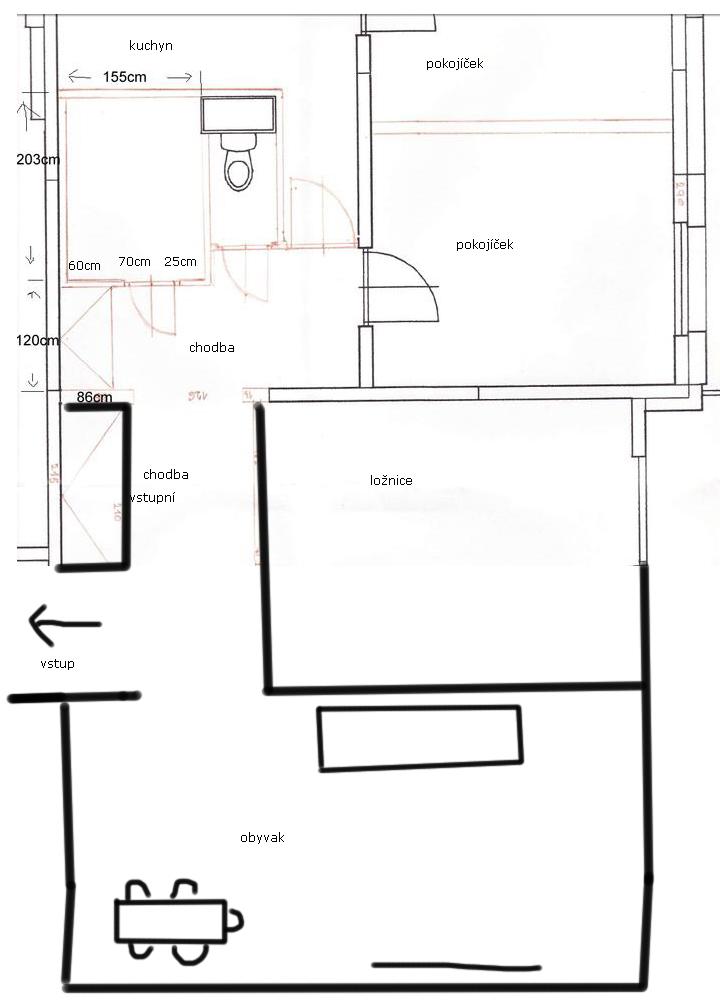 Mala panelakova koupelna - Obrázek č. 46