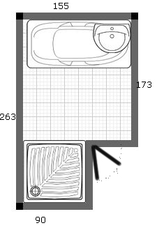 Mala panelakova koupelna - Obrázek č. 50