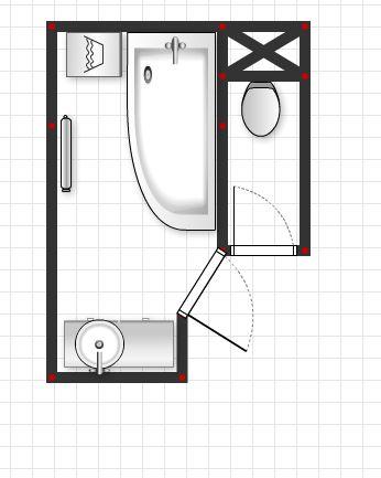 Mala panelakova koupelna - navrh 5. @lucka1511 ale chybi sprcha :(