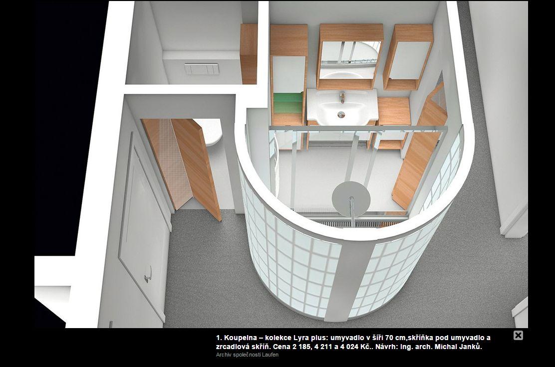 Mala panelakova koupelna - Obrázek č. 67