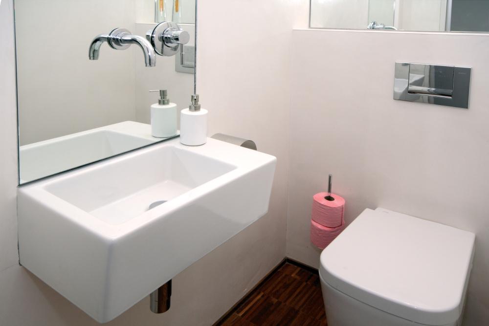 Mala panelakova koupelna - Obrázek č. 78