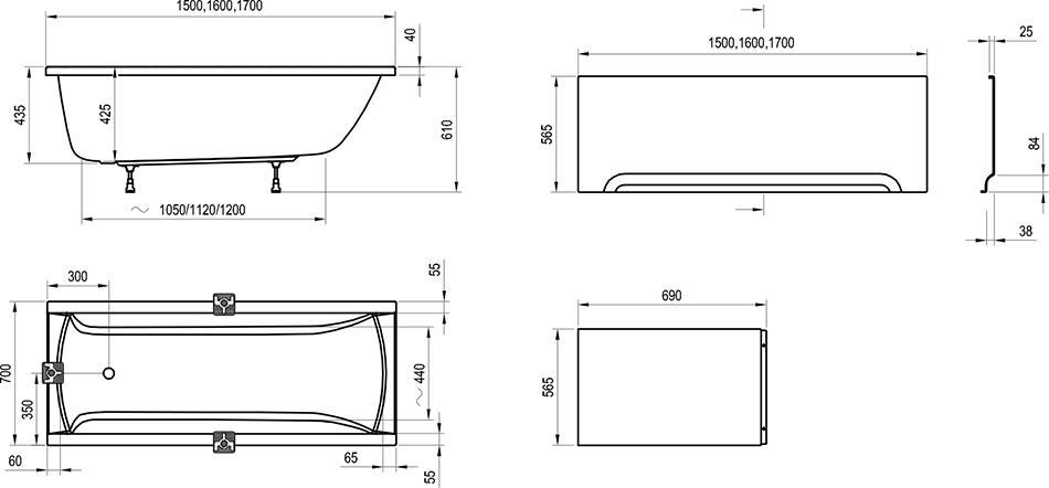 Mala panelakova koupelna - Obrázek č. 87