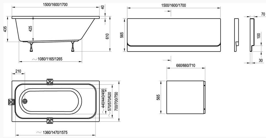 Mala panelakova koupelna - Obrázek č. 90