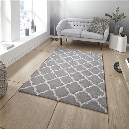 Ložnice - Hotel Living Chroma 150x230cm Rug, Grey