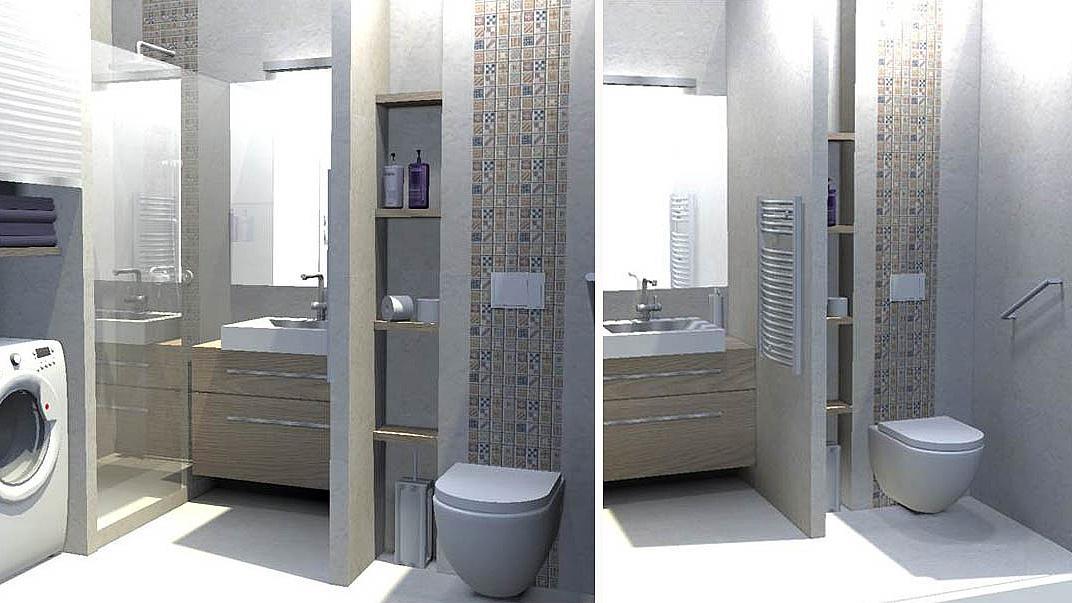 Mala panelakova koupelna - Obrázek č. 98