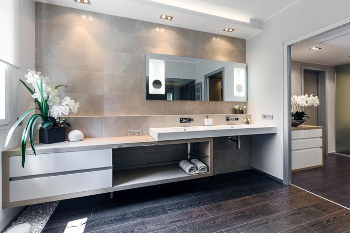 Mala panelakova koupelna - naše inspirace