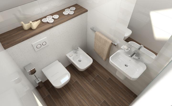 Mala panelakova koupelna - Obrázek č. 138