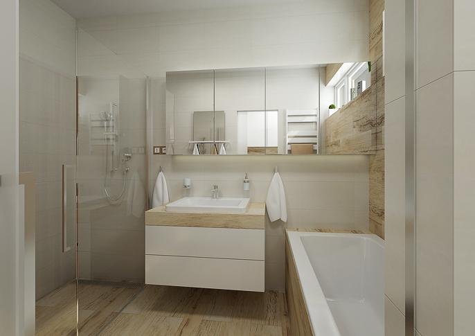 Mala panelakova koupelna - Obrázek č. 159