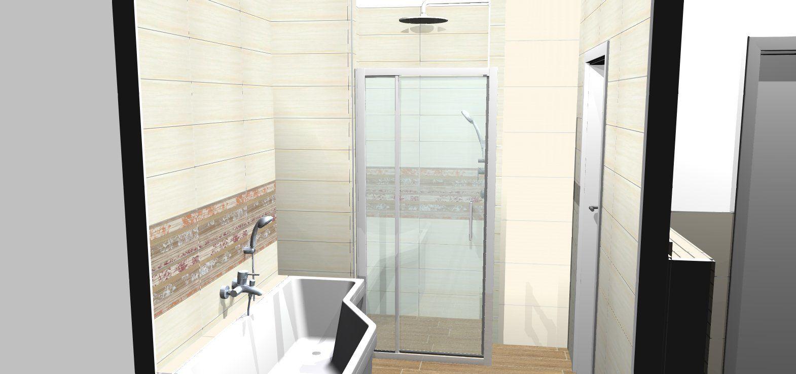 Mala panelakova koupelna - Obrázek č. 16