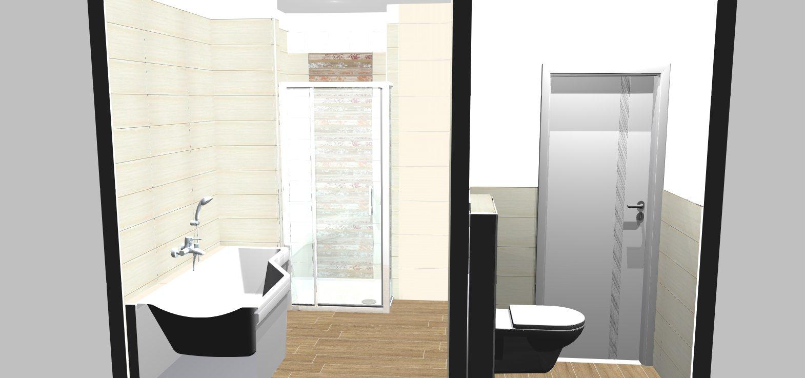 Mala panelakova koupelna - Obrázek č. 18