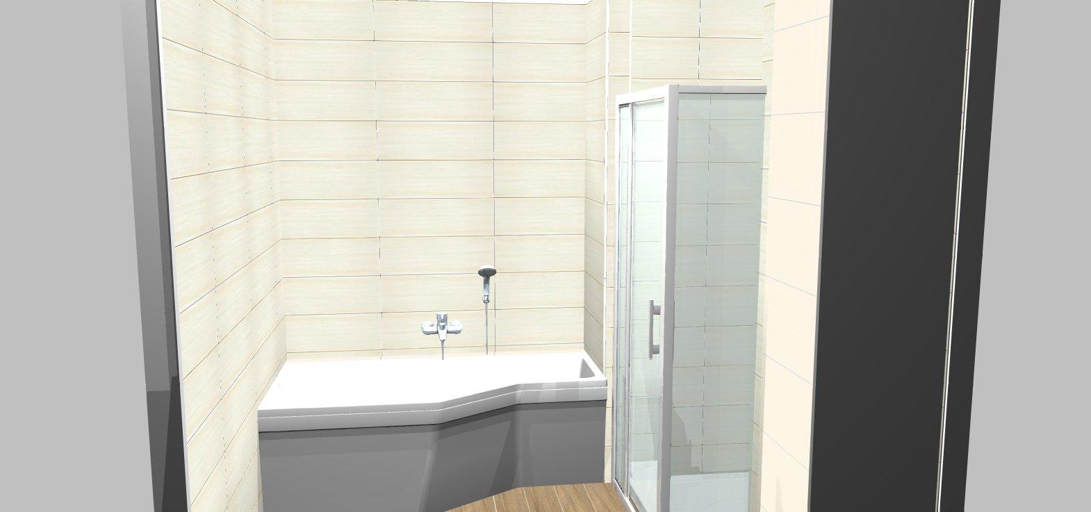 Mala panelakova koupelna - Obrázek č. 19