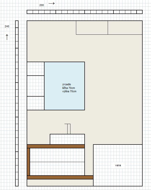 Mala panelakova koupelna - Obrázek č. 9