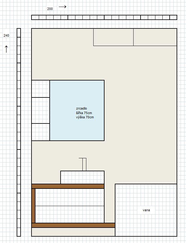 Mala panelakova koupelna - Obrázek č. 10