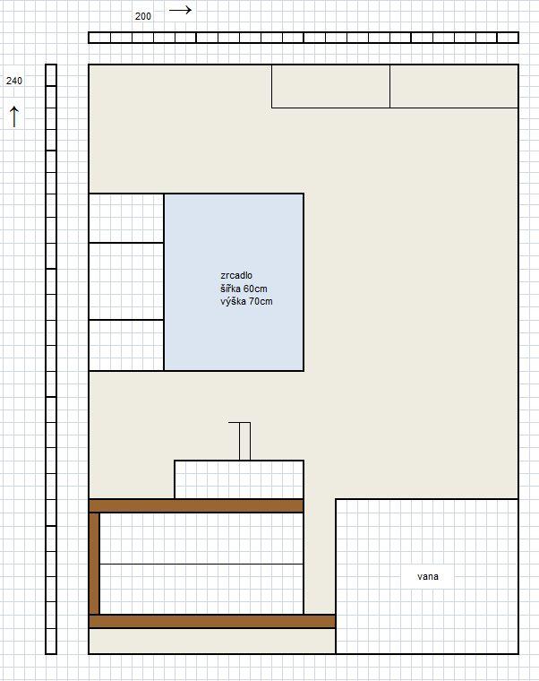 Mala panelakova koupelna - Obrázek č. 11