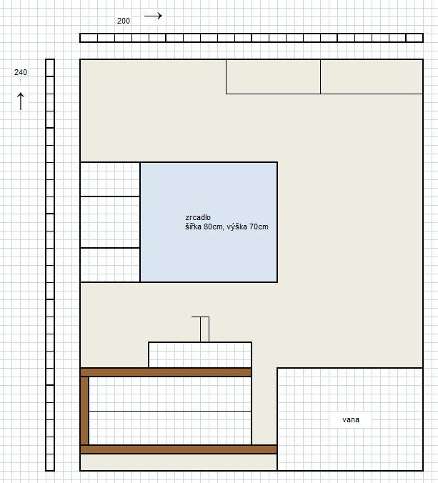Mala panelakova koupelna - Obrázek č. 12