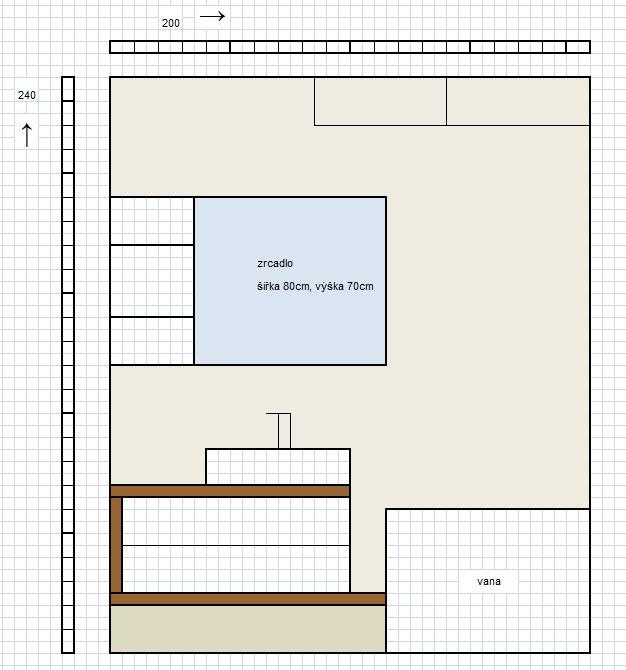 Mala panelakova koupelna - Obrázek č. 7