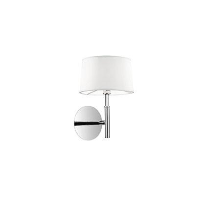 Ložnice - Nástěnné svítidlo HILTON AP1 1065Kč - ale nemá čtecí lampičku