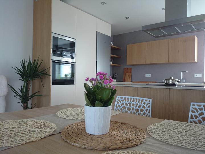 Obývací pokoj a kuchyn ispirace - Obrázek č. 292